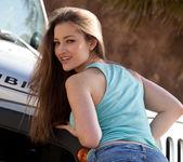Auburn Maiden - Dani Daniels 11
