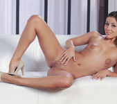 Iwia Plays Around With Her Nipples And Fingers Her Pussy 16