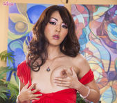 Marica Hase Inserts Her Fingers Into Her Tight Holes 5
