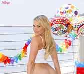 Mia Malkova Celebrates Her Birthday At The Beach 2