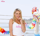 Mia Malkova Celebrates Her Birthday At The Beach 3