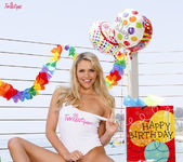 Mia Malkova Celebrates Her Birthday At The Beach 4