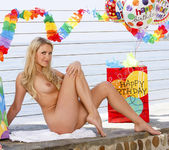 Mia Malkova Celebrates Her Birthday At The Beach 13