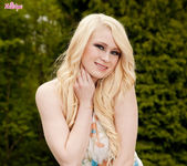 Tegan Jane Peels Off Her Clothes Outdoors 2