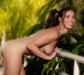 Casey Calvert Fingers Her Tight Pussy Lips 10