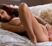 Victoria Lynn Strips Off Her White Underwear 10