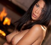 Cassandra Cruz Gets Naughty In Front Of A Warm Fire 10