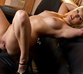 Macy Cartel Strips Down On A Couch 12