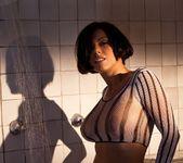 Julia Luba Takes A Hot Shower 2