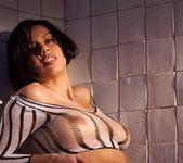 Julia Luba Takes A Hot Shower 14