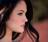 Logan Drae Undresses Outdoors 7