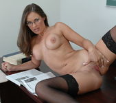 Simone Riley - My First Sex Teacher 15