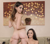 Hailey Scott, Hope Howell - 2 Chicks Same Time 8