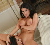 Missy Martinez, Romi Rain - My Girlfriend's Busty Friend 11