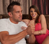 Alex Chance, Brooklyn Chase - 2 Chicks Same Time 16