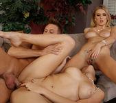 Holly Michaels, Natalia Starr - 2 Chicks Same Time 23