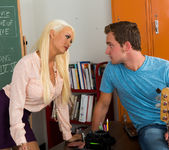 Summer Brielle - My First Sex Teacher 14