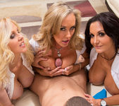 Ava Addams, Brandi Love, Julia Ann - My Friend's Hot Mom 20