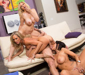 Ava Addams, Brandi Love, Julia Ann - My Friend's Hot Mom 24