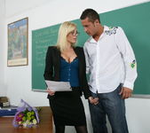 Holly Sampson - My First Sex Teacher 13