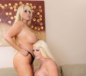 Alura Jenson, Karen Fisher - 2 Chicks Same Time 11