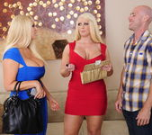 Alura Jenson, Karen Fisher - 2 Chicks Same Time 14