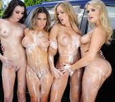 Capri Cavanni, Lexi Belle, Mia Malkova, Rachel Roxxx 6