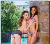 Dillion Harper, Lexi Belle - 2 Chicks Same Time 10