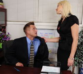 Anikka Albrite - Naughty Office 11
