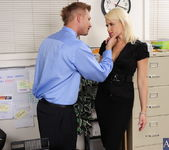 Anikka Albrite - Naughty Office 13