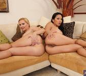 Adrianna Luna, Katja Kassin - 2 Chicks Same Time 9
