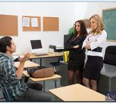 Ava Addams, Tanya Tate - My First Sex Teacher 13