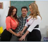 Ava Addams, Tanya Tate - My First Sex Teacher 14