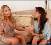 Capri Cavanni, Nicole Aniston - Lesbian Girl on Girl 19