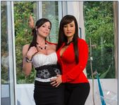 Kendra Lust, Lisa Ann - 2 Chicks Same Time 2