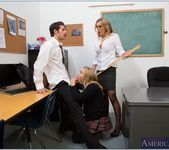 Charlee Monroe, Tanya Tate - My First Sex Teacher 14