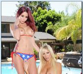 Monique Alexander, Tasha Reign - 2 Chicks Same Time 3