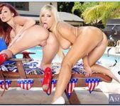 Monique Alexander, Tasha Reign - 2 Chicks Same Time 7