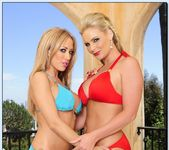 Capri Cavanni, Phoenix Marie - 2 Chicks Same Time 6
