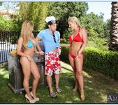 Capri Cavanni, Phoenix Marie - 2 Chicks Same Time 9