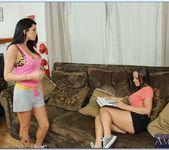 Abigail Mac, Romi Rain - Lesbian Girl on Girl 12