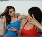 Kiera Winters, Raven Rockette - Lesbian Girl on Girl 15