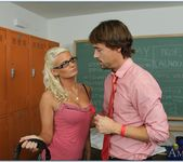 Tasha Loxx - Naughty Bookworms 15