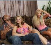 Sarah Vandella, Tasha Reign - 2 Chicks Same Time 13