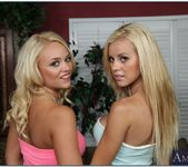 Alexis Monroe, Jessie Rogers - My Sister's Hot Friend 12