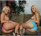Alexis Monroe, Jessie Rogers - My Sister's Hot Friend 14