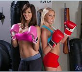 Holly Michaels, Vanessa Cage - Naughty Athletics 7