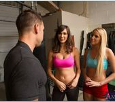 Holly Michaels, Vanessa Cage - Naughty Athletics 17