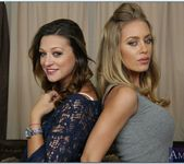 Carmen Mccarthy, Nicole Aniston - 2 Chicks Same Time 2