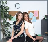 Charmane Star, Kiera Winters - Naughty Office 3